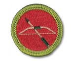 Boy Scout Archery Badge