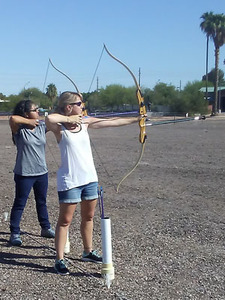 Women Archery League Image 1