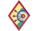 Girl Scout Archery Badge
